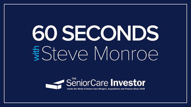 60 Seconds with Steve