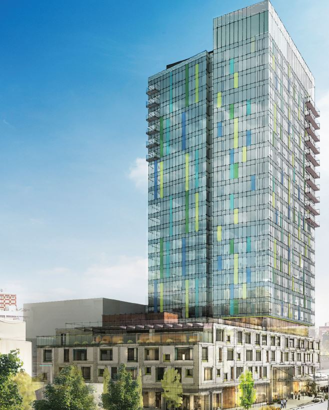 HFF Closes $115 Million Financing For Seattle Senior Living High-Rise