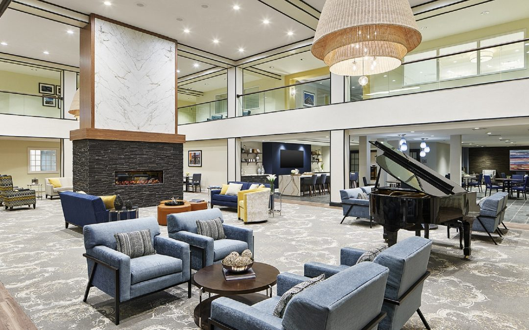 Capitol Seniors Housing Completes Hotel Conversion
